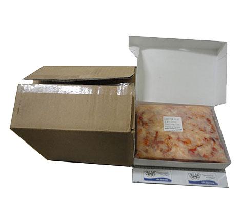 Carne di Astice Americano Precotta Congelata