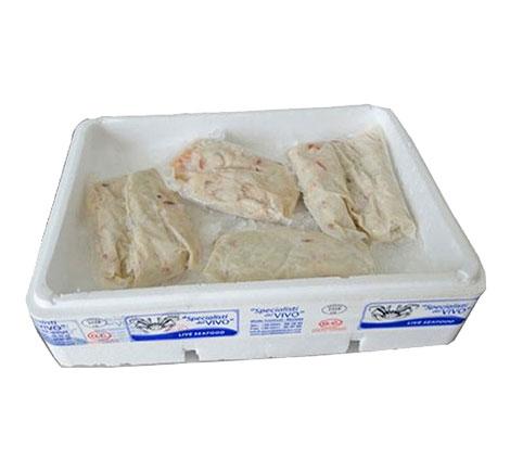 Carne di Granciporro Atlantico Congelata