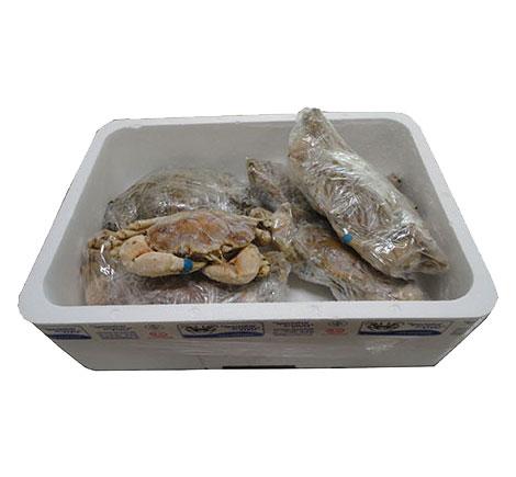 Granchio Dorato Messicano (Golden Crab) Congelato
