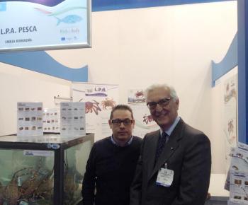 Luigi Savino con Ambasciatore italiano in Belgio