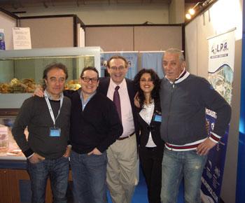 Buldrini Antonio, Luigi Savino, Phil Dunkelbarger, Grande Milena e Giuseppe Biondi