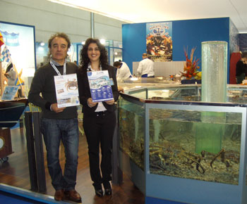 Buldrini Antonio e Grande Milena con King Crab