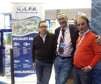 Luigi Savino, Phil Dunkelbarger e Buldrini Antonio