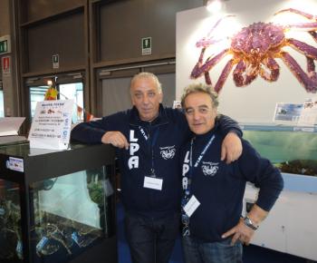 Giuseppe Biondi e Antonio Buldrini