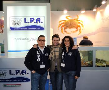 Luigi Savino, Francesco Fodarella (e-direct) e Milena Grande