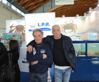 Antonio Buldrini e Giuseppe Biondi