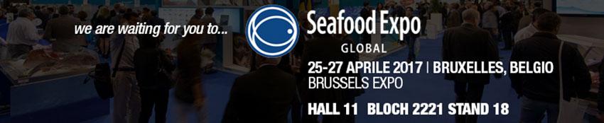 The Seafood Expo Global 2017