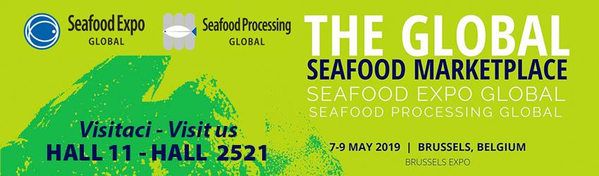 The Seafood Expo Global 2019