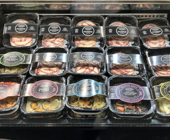Linea piatti pronti Aegean Gourmet