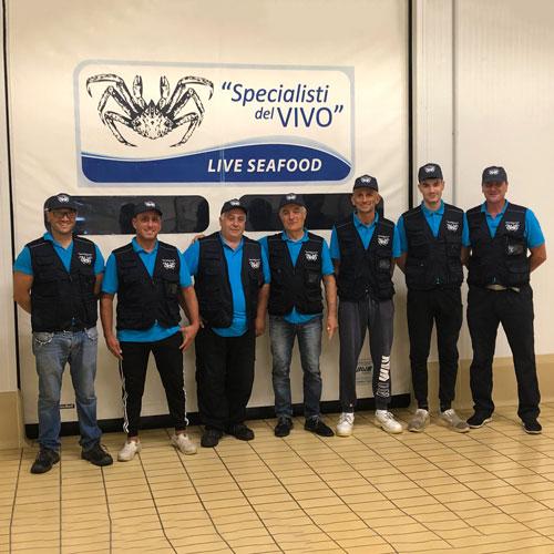 Staff - Specialisti del Vivo